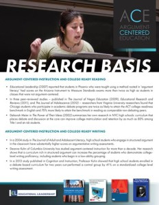 Download our Research Basis PDF