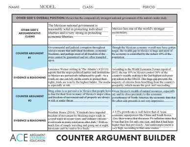 thesis builder argumentation .