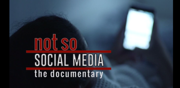 """Not So Social Media"" is a 2015 short documentary, produced by the Child Development Institute. It outlines negative consequences to social media use by teens."