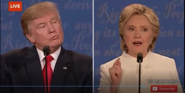 Click here for the issue clip on election rigging from the third presidential debate.