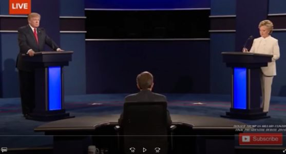 Click here for the issue clip on the Second Amendment from the third presidential debate.